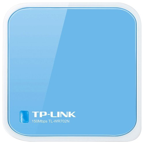 TP Link TL-WR702N 150Mbps Wireless N Nano Router with USB Charger