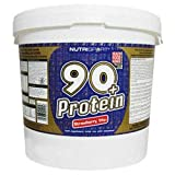 Nutrisport 90+ Protein 5Kg Strawberry