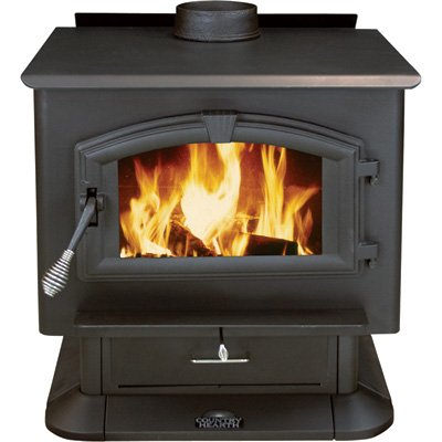 Cast Iron Wood Burning Kitchen Stove
