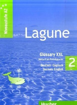 Lagune: Glossar Xxl Deutsch - Englisch 2 (German Edition)