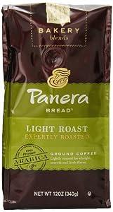 Panera Bread Coffee, Light Roast, 12 Ounce