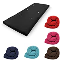 Matching Bedrooms All Sizes Replacement Futon Mattress Available In 7 Colours!! SIZE & COLOUR : 1 SEATER SINGLE STONE