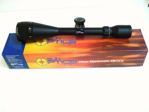 4-16X50 Tactical Target Scope Sun Optics USA P/N CS2141650 New!