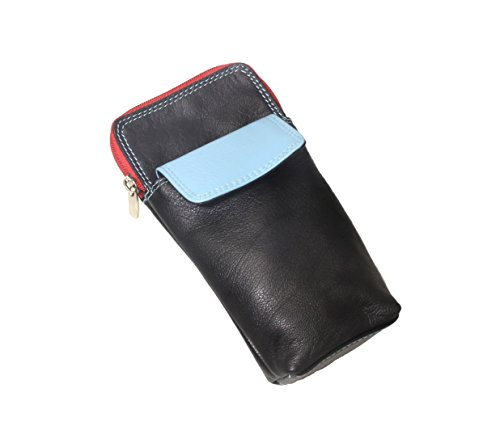 high-quality-soft-leather-spectacle-glasses-case-holder-black-blue-colour