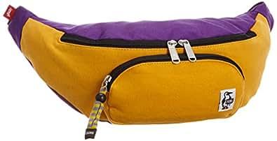 [チャムス] CHUMS Fanny Pack Sweat Nylon CH60-0685 Bee/Violet (Bee/Violet)