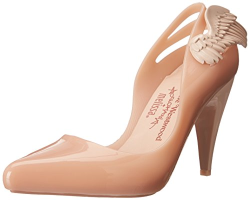 Vivienne Westwood And Melissa Classic Heel Donna Scarpe Natural