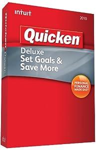 Quicken Deluxe 2010 [OLD VERSION]