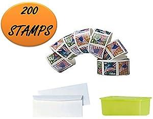 usps forever stamps a flag for all seasons roll of forever postage stamps 200. Black Bedroom Furniture Sets. Home Design Ideas