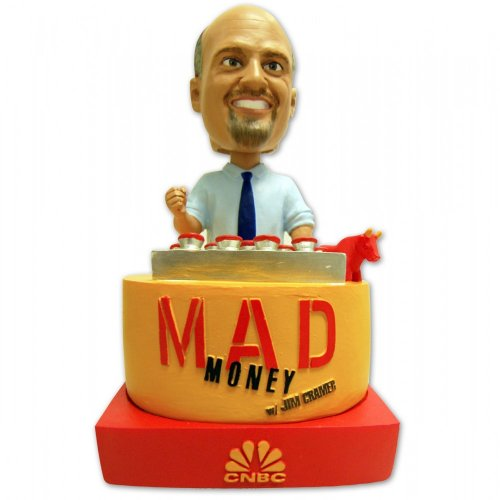 Mad Money with Jim Cramer Bobblehead