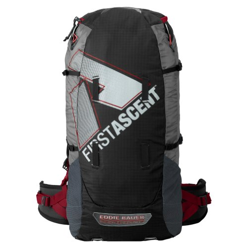 Eddie Bauer Bacon Pack, Black Onesze Null front-18021