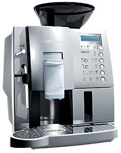 WIK 9751D Vollautomatische Kaffee-, Espresso- und Cappuccino-Maschine / silber