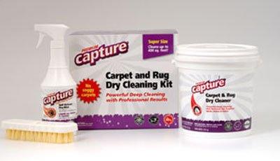 Capture Dry Rug Cleaner Kit (820586)