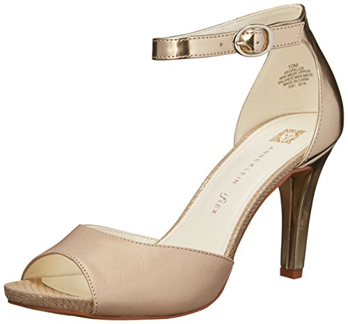 AK Anne Klein Women's Opalize Synthetic Dress Pump