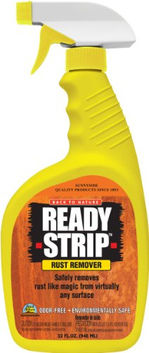 Sunnyside 66732 32-Ounce Ready-Strip Rust Remover