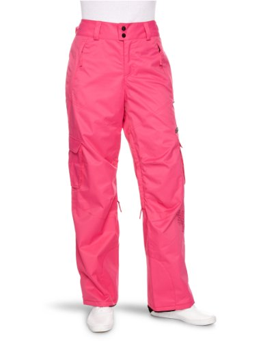 O'Neill Freedom Coral Relaxed Women's Trousers Beetroot Pink W32 INxL31 IN