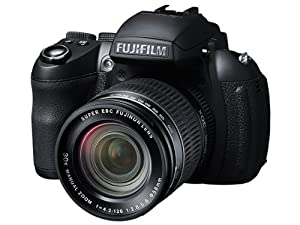 Fujifilm FinePix HS30EXR Digital Camera (16MP EXR-CMOS Sensor, 30x Manual Optical Zoom) 3 inch Tiltable LCD Screen