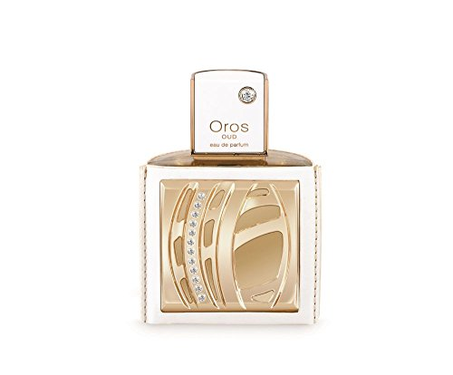 Armaf perfume OROS OUD 50ml for homme Made with Crystals from Swarovski Made in France