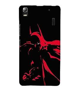 Vizagbeats Batman Back Case Cover for Lenovo A7000