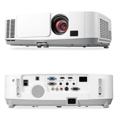 Nec Corporation NP-P501X LCD Projector 1024x768 XGA 4000:1
