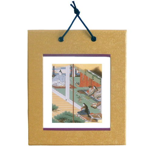 Amount edge wall decoration peace picture scroll (japan import)