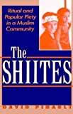 img - for The Shiites by Pinault, David (1992) Hardcover book / textbook / text book