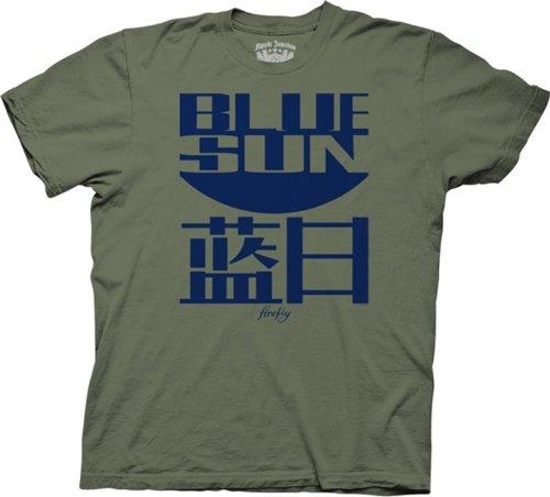 Blue Sun Shirt (X Large)