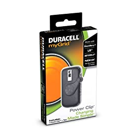 Duracell Mygrid Power Clip, 1-Count