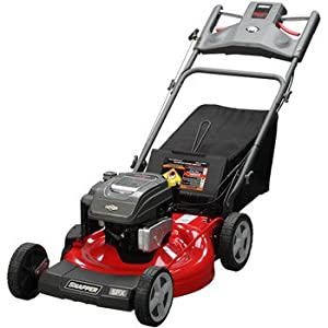 Snapper 7800757 190 cc Gas Powered 22 in. 3-in-1 Self-Propelled Lawn Mower with Electric Start (CARB)