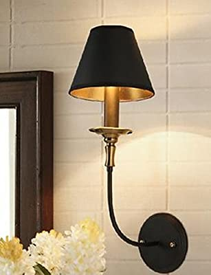 YUPX Wall Lights Restoring Ancient Ways Is The Head Of A Bed Lamp Hanging In The Bedroom, Wrought Iron Wall Lamp , 220-240v Wall Light uplighter / Downlighter Lighting