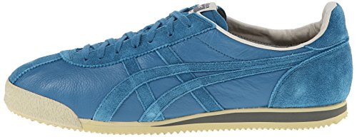 Onitsuka Tiger Corsair Fashion Sneaker,Seaport/Seaport,10 M US/11.5 Women's M US