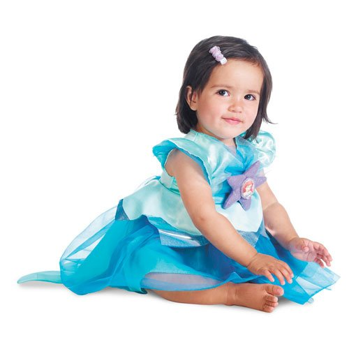Disguise My First Disney Ariel Costume, Blue/Purple, 12-18 Months front-82019