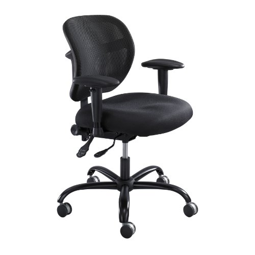 Safco Big and Tall Chair, Arm Kit