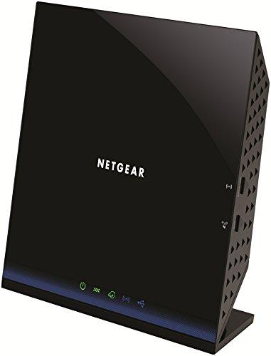 NETGEAR AC1200 WiFi DSL (Non-Cable) Modem Router 802.11ac Dual Band Gigabit (D6200) (Pace Dsl Gateway Model 4111n compare prices)