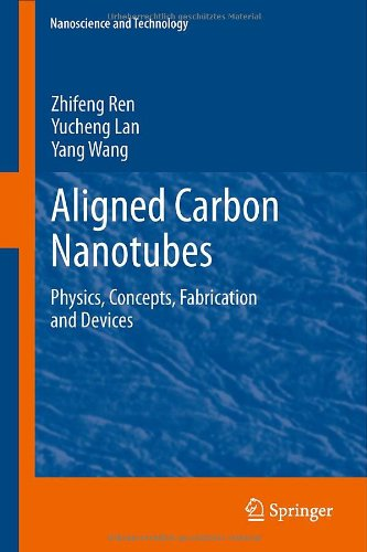 Aligned Carbon Nanotubes: Physics, Concepts, Fabrication and Devices (NanoScience and Technology)