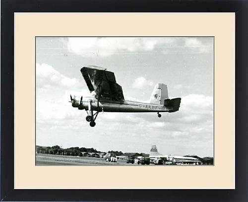 framed-print-of-the-first-scottish-aviation-pioneer-vl515-was-re-engin