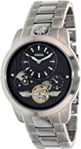Fossil Grant Twist Stainless Steel Watch Me1130