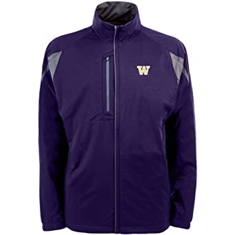 Antigua Mens Washington Huskies Highland Desert Dry Xtra-Lite Moisture Manageme by Antigua