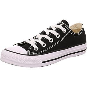 Converse Chucks All Star Slip low SCHWARZ 1V019 Grösse: 44,5