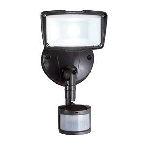 All-Pro MSS11315LES, 110° Motion LED Single Head Floodlight, ENERGY STAR®