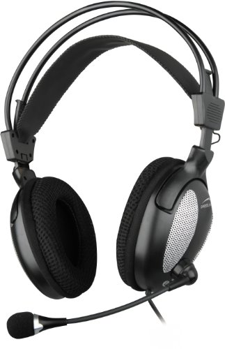 Speedlink 8777-BKSV Ares Stereo Köpfhörer mit USB