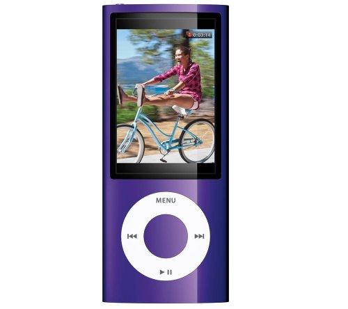 iPod nano 16 Go purple (5G) - Caméra Vidéo - Radio FM - NEW