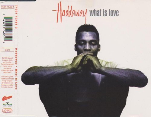 Haddaway - Haddaway - What Is Love? - Zortam Music