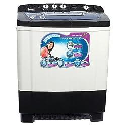 Videocon VS90P19 Virat Roczz+ Semi-automatic Top-loading Washing Machine (9 Kg, Royal Blue)