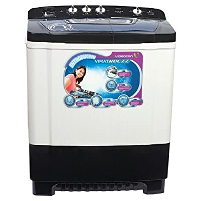 Videocon VS90P19 Virat Roczz+ Semi-automatic Top-loading Washing Machine (9 Kg, Royal Blue)