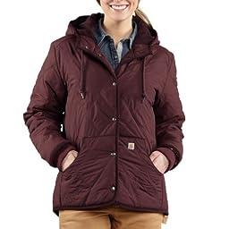 Women\'s Marlinton Jacket,Deep Wine (Closeout),Large