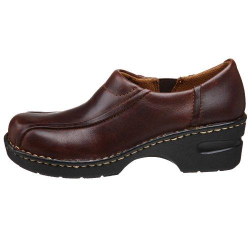 eastland s tracie slip on loafer brown 9 5 m us
