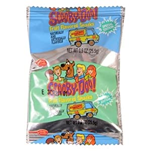 scooby doo fruit snacks why is fruit healthy