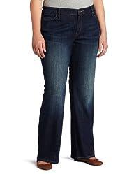 Levi's Women's Plus-Size 590 Bootcut…