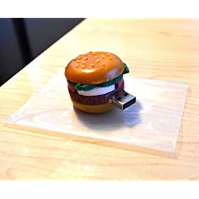 2 GB hamburger USB