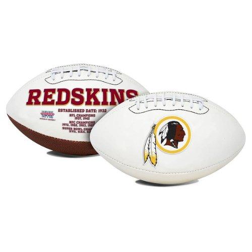 Washington Redskins Signature Series Full Size NFL Football